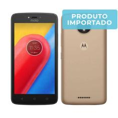 Smartphone Motorola Moto C XT1754 Importado 16GB Android