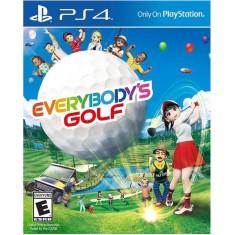Jogo Everybody's Golf PS4 Sony