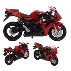 Imagem de Miniatura Moto Honda Cbr 1000rr Colecao Ferro 1/18 Welly