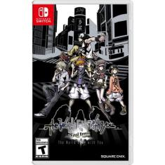Jogo The World Ends With You: Final Remix Square Enix Nintendo Switch