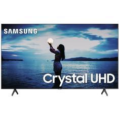 "Smart TV LED 65"" Samsung Crystal 4K UN65TU7020GXZD 2 HDMI"