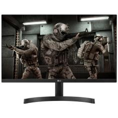 """Imagem de Monitor Gamer LED IPS 23,8 """" LG Full HD 24ML600M"""