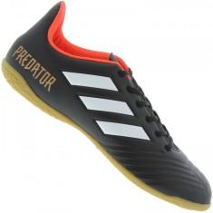 buy online f9df6 62bec Tênis Adidas Masculino Futsal Predator 18.4