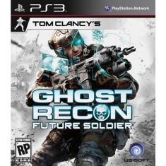 Jogo Tom Clancy's: Ghost Recon Future Soldier PlayStation 3 Ubisoft