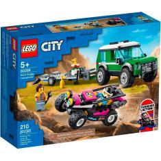 Imagem de 60288 Lego City - Transportador de Buggy de Corrida