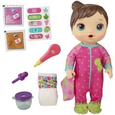 Imagem de Boneca Baby Alive Aprendendo a Cuidar Hasbro