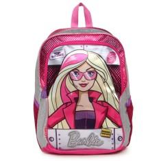 Mochila Escolar Sestini Barbie Barbie E As Agentes Secretas G 64460