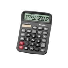 Calculadora De Mesa Truly 836B-12