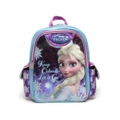 Mochila Escolar Dermiwil Disney Frozen Elsa M 37106