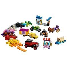Imagem de LEGO Classic - Peças Sobre Rodas
