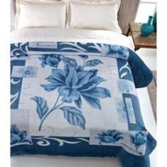 Imagem de Cobertor Jolitex Kyor Plus King 2,20x2,40m Soft Malbec