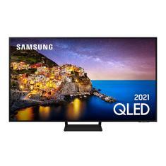 "Smart TV QLED 75"" Samsung 4K HDR 75Q70A 4 HDMI"