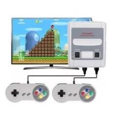Imagem de Vídeo game Super Mini 620 Jogos 8 Bits 2 Controles 609