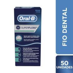 Imagem de Fio Dental Oral-B Super Floss - 50M