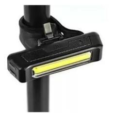 Imagem de Lanterna Pisca Bike Sinalizador Comet 100 Lums Usb Bicicleta