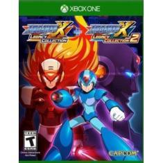 Imagem de Jogo Mega Man X Legacy Collection 1+2 Xbox One Capcom
