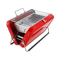 Imagem de Churrasqueira portátil, churrasqueira dobrável, churrasqueira a carvão, para cozinhar ao ar livre, acampamento, caminhada, piqueniques