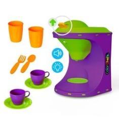Imagem de Cafeteira Infantil Com Acessórios - Usual Brinquedos