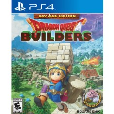 Jogo Dragon Quest Builders PS4 Square Enix