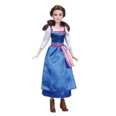 Imagem de Boneca Princesas Disney A Bela e a Fera Vestido Vilarejo Hasbro