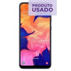 Smartphone Samsung Galaxy A10 Usado 32GB Android