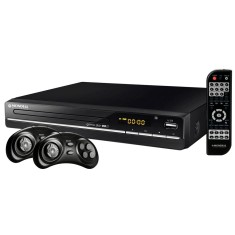DVD Player Karaokê D-14 Game Star II Mondial