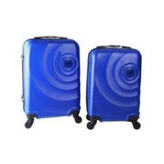 Imagem de Conjunto de 2 Malas de Viagem ABS com Roda 360 Yin's  - YS21061A