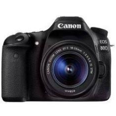 Imagem de Canon Eos 80d Kit 18-55mm 24mp