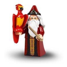 Imagem de Lego Minifigures Harry Potter Série 2 71028 Alvo Dumbledore