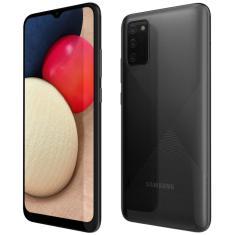 Imagem de Smartphone Samsung Galaxy A02s SM-A025M 3GB RAM 32GB Android