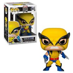 Imagem de Boneco Wolverine 547 - Marvel 80 Years - Funko Pop