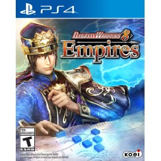 Jogo Dynasty Warriors 8 Empires PS4 Koei