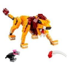 Imagem de LEGO Creator Leão Selvagem 31112 224 Peças - LEGO