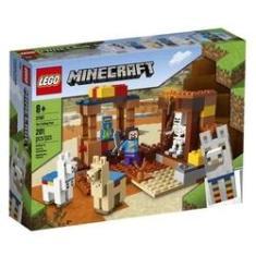 Imagem de Posto Comercial - Lego Minecraft 21167