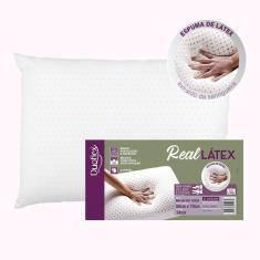 Imagem de Travesseiro Real Látex Duoflex 14cm