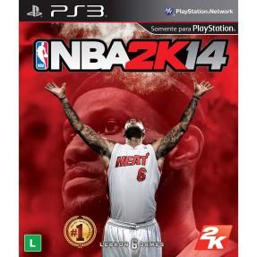 Jogo NBA 2K14 PlayStation 3 2K