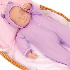 Imagem de Boneca Bebê Nino's Dormindo Cotiplás