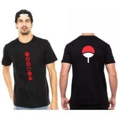 Imagem de Camiseta Masculina Naruto Shippuden Camisa Anime