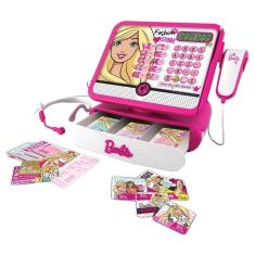 Imagem de Caixa Registradora Da Barbie Luxo - Fun F00247