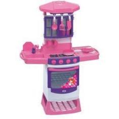 Imagem de Cozinha Magica Magic Toys 8000l Forno Pia Armário E Acessórios