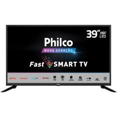 "Smart TV LED 39"" Philco PTV39G60S 2 HDMI USB"