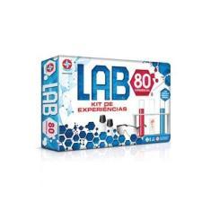 Imagem de Lab Kit de Experiências - 80 Experiências - Estrela