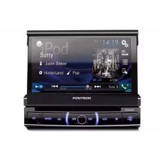 "DVD Player Automotivo Pósitron 7 "" SP6330BT Touchscreen USB"