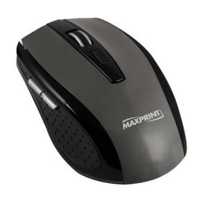 Mouse Óptico Notebook sem Fio 607612 - Maxprint