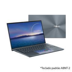 """Notebook Asus Zenbook 14 UX435EA-A5072T Intel Core i7 1165G7 14"""" 8GB SSD 512 GB 11ª Geração"""