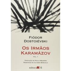 Os Irmãos Karamázov - 2 Volumes - Dostoiévski, Fiódor M. - 9788573264098