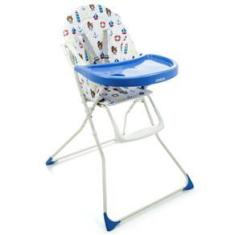 Imagem de Cadeira para Refeição Cosco Banquet Marinheiro - até 23kg -