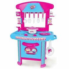 Imagem de Barbie Cozinha De Cheff Com Acessórios - Cotiplás 2228