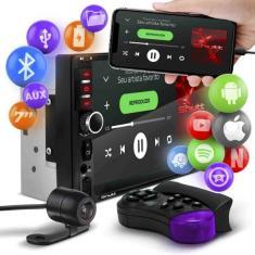 "Imagem de Central Multimídia Automotiva Shutt 7 "" New Miami Touchscreen Bluetooth"