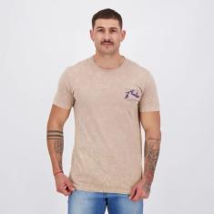 Imagem de Camiseta Rusty Splatter Bege Mescla